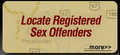 Locate Registered Sex Offenders